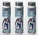 3 box ESADEA FIT & FRESH 200 ML Crema massaggio defaticante sport ciclismo