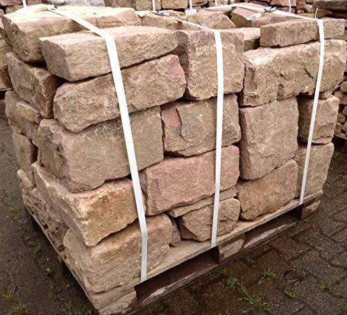 Antik Mauerstein Grau-Anthrazit-Nuanciert