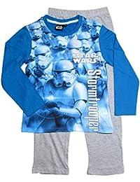 Star Wars Pyjama Schlafanzug 104 110 116 122 128 134 140 146 Lang Schlafanzug Sturmtruppler Stormtrooper Kylo Ren Kollektion 2016