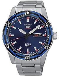 Seiko Herren-Armbanduhr Analog Automatik Edelstahl SRP731K1