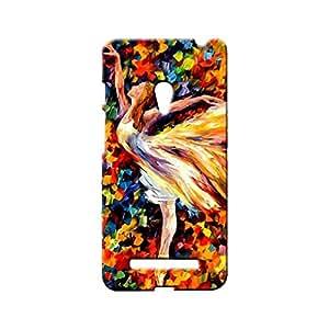 G-STAR Designer Printed Back case cover for Asus Zenfone 5 - G1319