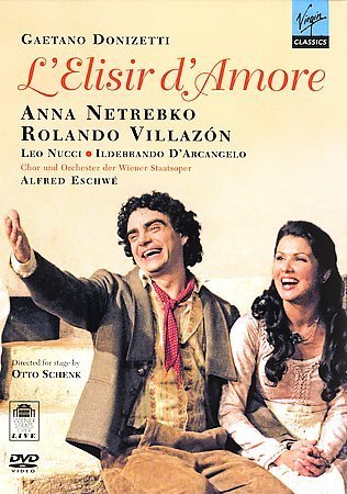 Donizetti: L'Elisir D'Amore [DVD] [Region 1] [NTSC] [US Import]