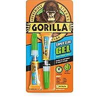 Gorilla Glue 4044601 2 x 3G Super Glue Gel - White (6)