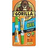 Gorilla Glue 40446012x 3g Super Glue Gel, color blanco