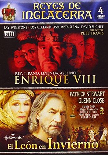 Reyes De Inglaterra: Enrique VIII + El León De Invierno [DVD]