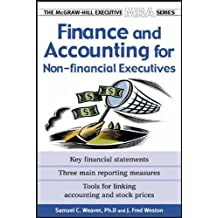 Finance & Accounting for Non-Financial Managers (McGraw-Hill Executive MBA Series)