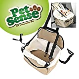 Petsense Dog Car Booster Seat Travel Carrier Bag
