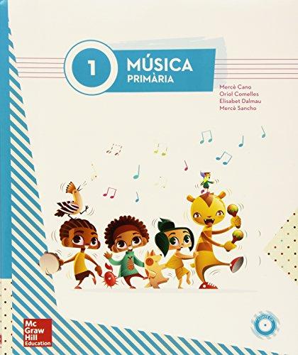LA - MUSICA 1 PRIMARIA (LA+1CD) - 9788448185312 por Mercedes Cano Nogué
