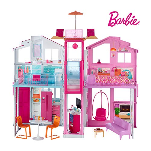 Coffret Maison de Luxe - Univers Barbie