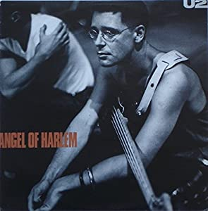 U2 - Angel Of Harlem (CDS)