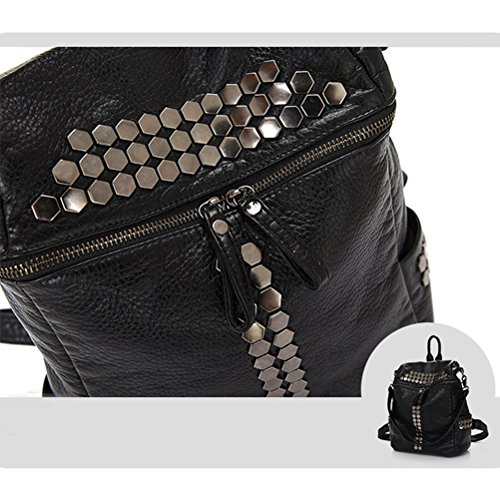 Honeymall Daypack, schwarz (schwarz) - backpack96 schwarz