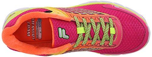 Fila Speicher Maranello 2 Laufschuh Pink Glo/Shocking Orange/Safety Yellow