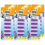 Swirl Staubsauger Deo Lavendel 5 Duftsticks - Für Staubsaugerbeutel