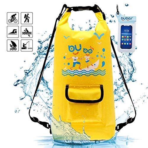 BUBOS Premium bolsa estanca 15L impermeable seca PVC-
