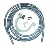 Electrolux 1251225106 Trocknerzubehör/Ablaufschlauch für Kondenswasser
