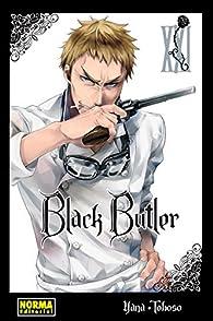 Black Butler 21 par Yana Toboso