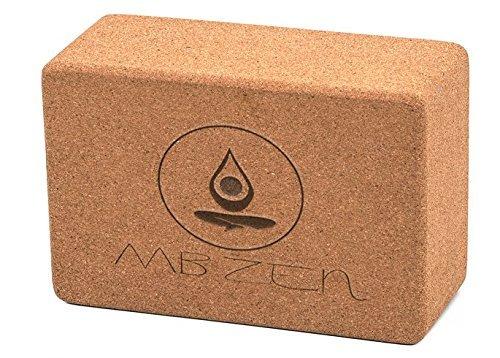 vrik corcho bloque de Yoga–Alta densidad–mejor apoyo, prof