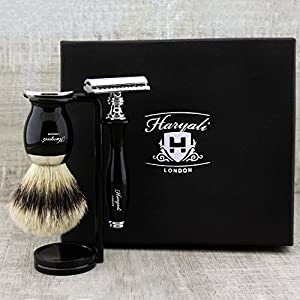 Mens Shaving Kits & Sets, Razors, Brushes & Bowls @ BodyHair UK