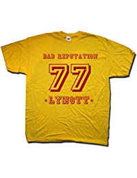 Bad Reputation T Shirt by Old Skool Hooligans for the Thin Lizzy aficionado!