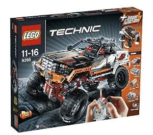 Lego Technic 9398 - 4X4 Offroader