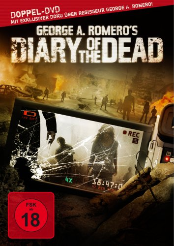 Universum Film GmbH Diary of the Dead (2 DVDs) (inkl. Wendecover)