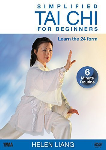 Simplified Tai-chi for Beginners DVD - 24 Form