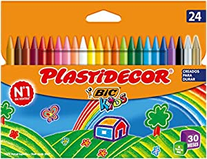 BIC Kids Plastidecor- Blíster de