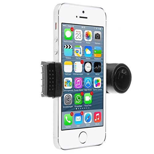 Venti-Airmount-Portable-Car-Air-Vent-Mount-Holder-for-Smartphone-Black