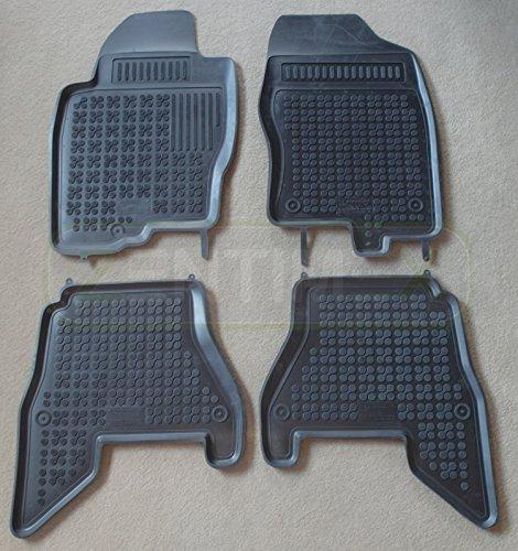 alenmatten fahrzeugspezifisch mit Anti-Rutsch-Noppen (Durchmesser circa 18mm) ()