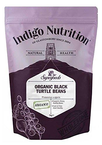Indigo Herbs BIO Schwarze Bohnen 1kg