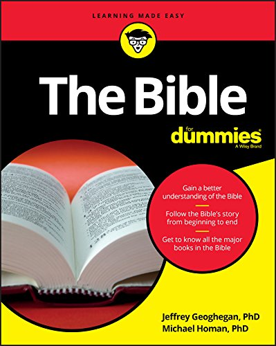 The Bible For Dummies (For Dummies (Lifestyle)) (English Edition)