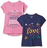 #7: Cherokee Girls' T-Shirt (Pack of 2)