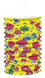 Idena 8312504 - Zuglaterne lustiger Pilz, 16 x 24 cm