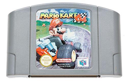 Mario Kart 64 (N64) (Nintendo Spiel Mario 64 Cart)