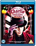 Charlie And The Chocolate Factory [Blu-ray] [2005] [Region Free]