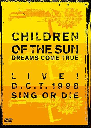 Preisvergleich Produktbild Children of the Sun-Live! d.C8 [DVD-AUDIO]
