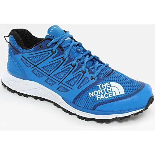 THE NORTH FACE Ultra Endurance II Shoes Men Bomber Blue/TNF Black Schuhgröße US 9 | EU 42 2019 Laufsport Schuhe -