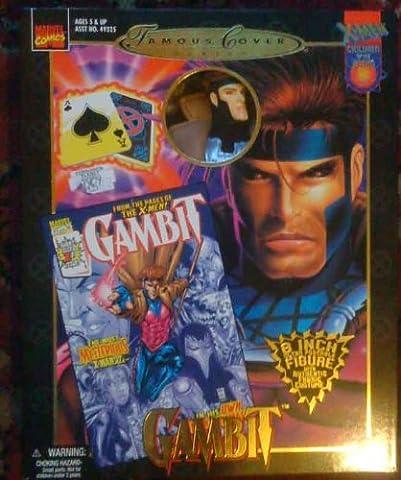 marvel famous covers - x-men gambit