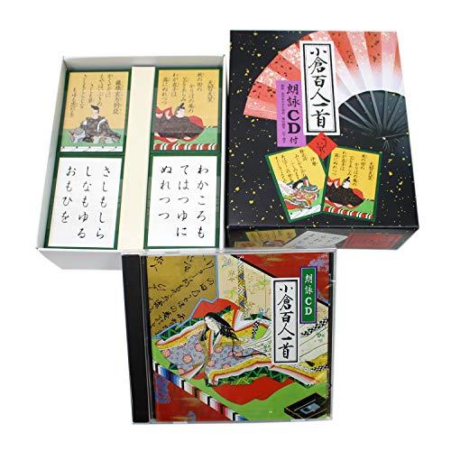 Japanese Karuta Game Ogura Hyakunin Issyu (japan import) by Angel Shoji