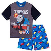 The Pyjama Factory Boys Boys Thomas The Tank Engine Short Pyjamas