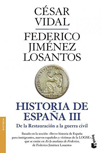 Descargar Libro Historia De España III (Divulgación. Historia) de César Vidal