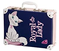 Royal Lady suitcase;Design: cat;Material: coated carton;Dimensions: 33 x 24 x 10.5 cm;Schneiders - functional bags for children with playful designs