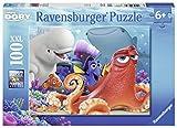 Ravensburger 10875 - Dorys Abenteuer Puzzle, 100-teilig