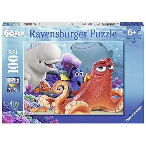 Buscando a Dory - Puzzle XXL de 100 piezas (Ravensburger 10875) , Modelos/colores Surtidos, 1 Unidad 3
