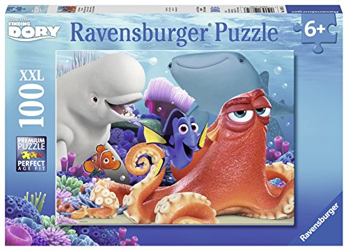 Preisvergleich Produktbild Ravensburger Puzzle 10875 - Dorys Abenteuer, 100-teilig