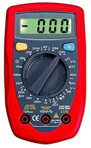 UNI-T UT33D/mie0045uni-ball T Multímetro Digital AC Voltaje Detector, DC resistencia, Corriente de medición, Rectángulo, durchgangs Generador de diodo y prueba