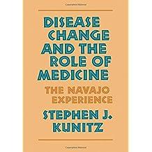 Disease Change & Navajo (Paper)