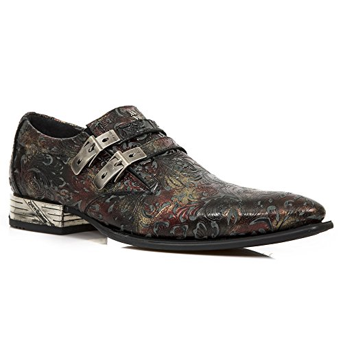 New Rock M 2246 S28, Mocassins Homme red