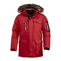 Swedish Brands Extreme Weather Parka Sizes XXS - XXXL