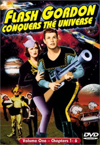 Flash Gordon Conquers the Universe, Vol. 1: Chapters 1-6 - Flash-video-alpha